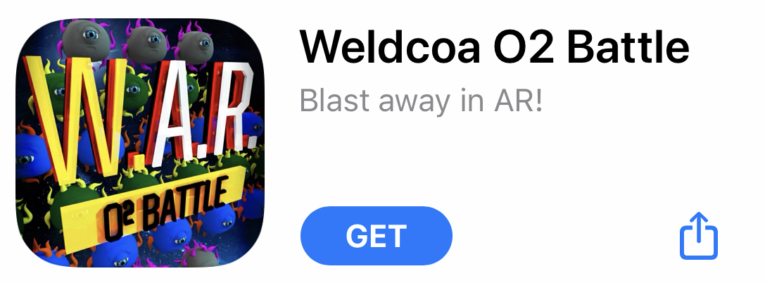 Download Image for Weldcoa O2 Battle App