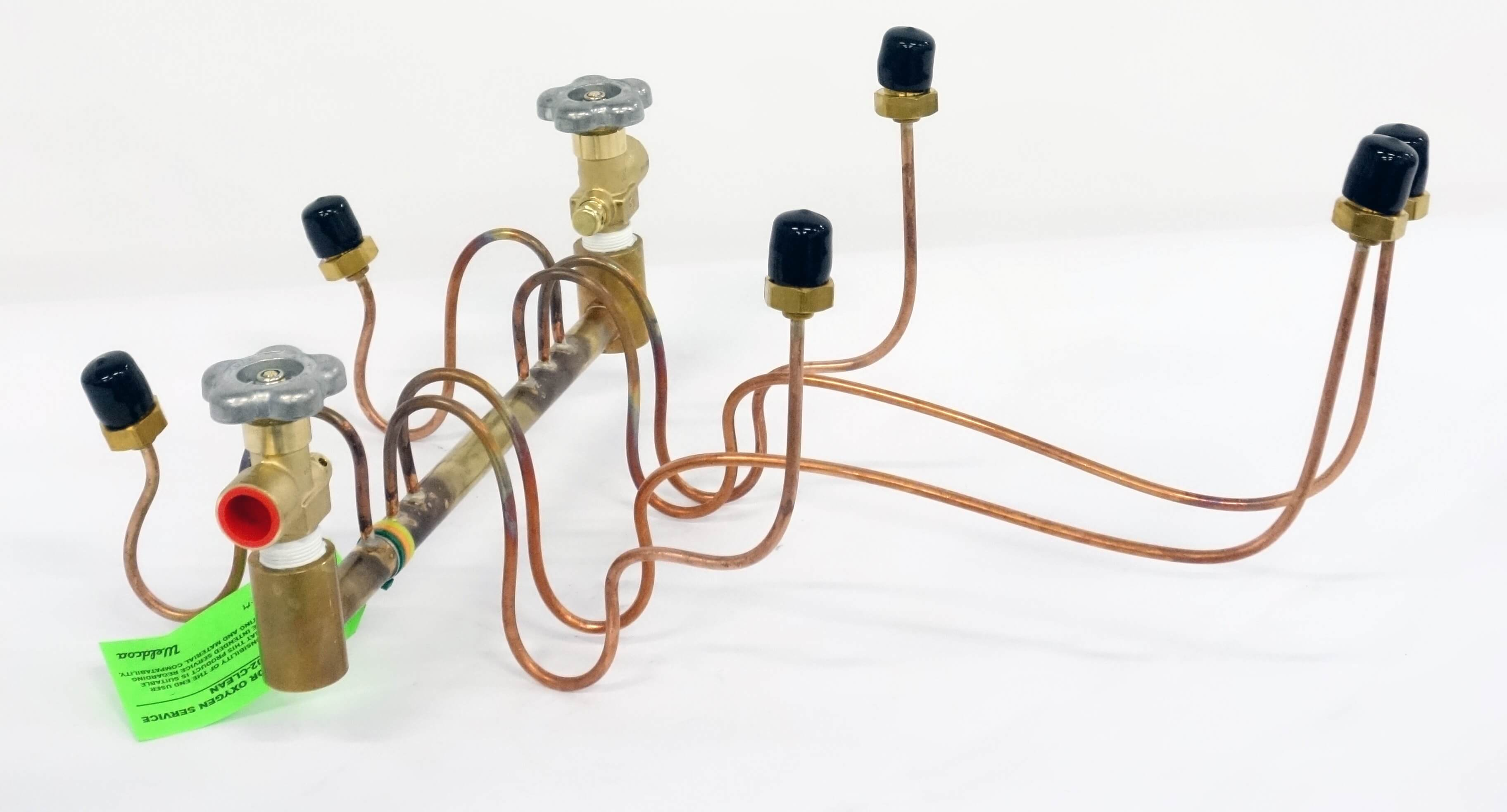 LowPro Manifold with Rigid Leads HERO