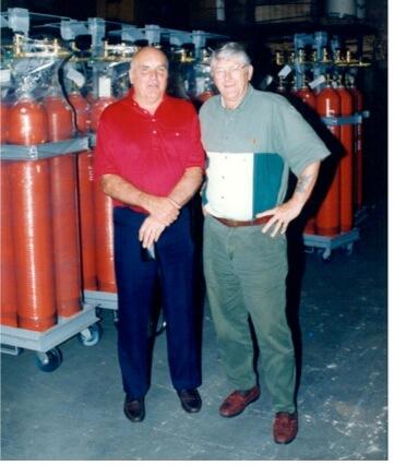 Richard Bennett Weldcoa Founder & Weldcoa CEO H. Peter Nielsen President