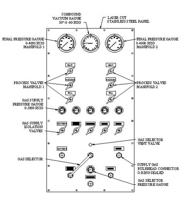 5-Gas Mic Control Panel Drawing_Slider
