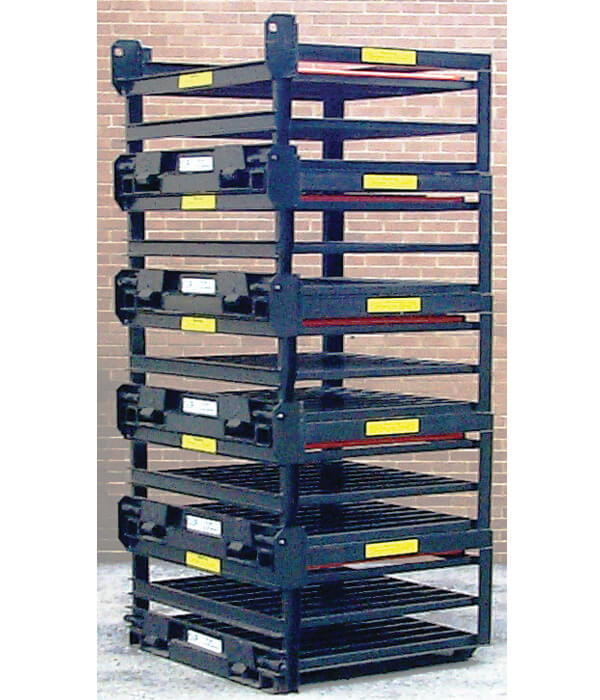 MC Pallet Stacked 5 High
