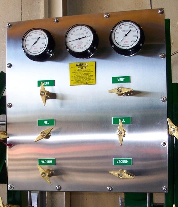 Oxygen Comtrol Panel_Slider
